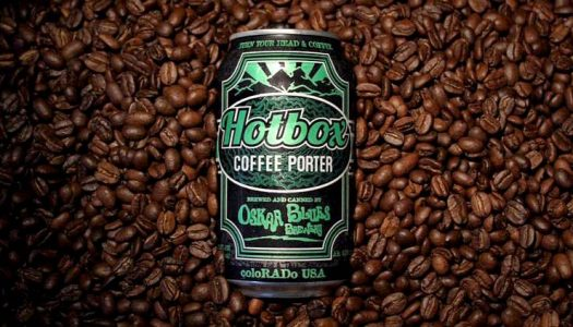 Oskar Blues Brewery Launches Hotbox Coffee Porter