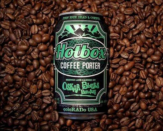 Oskar Blues Brewery Launches Hotbox Coffee Porter, featured image