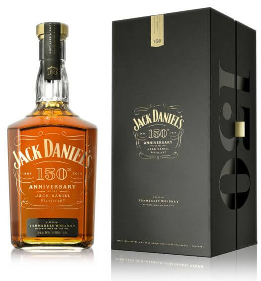 Jack Daniel's Relases Limited Edition 150th Anniversary, featured image