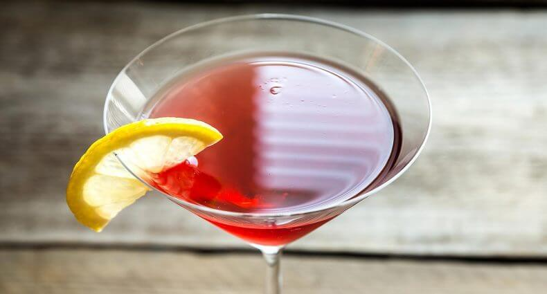 Must Mix: Justin Rose-Gold Cocktail