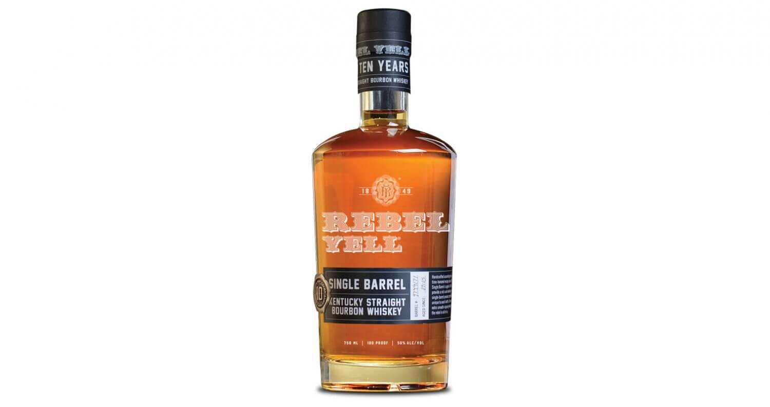 Rebel Yell Bourbon Launches Single Barrel, featured image