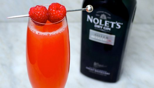 Chilled Drink of the Week: Raspberry Dutch 75