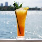 Must Mix: Serenity Swizzle from Mondrian South Beach