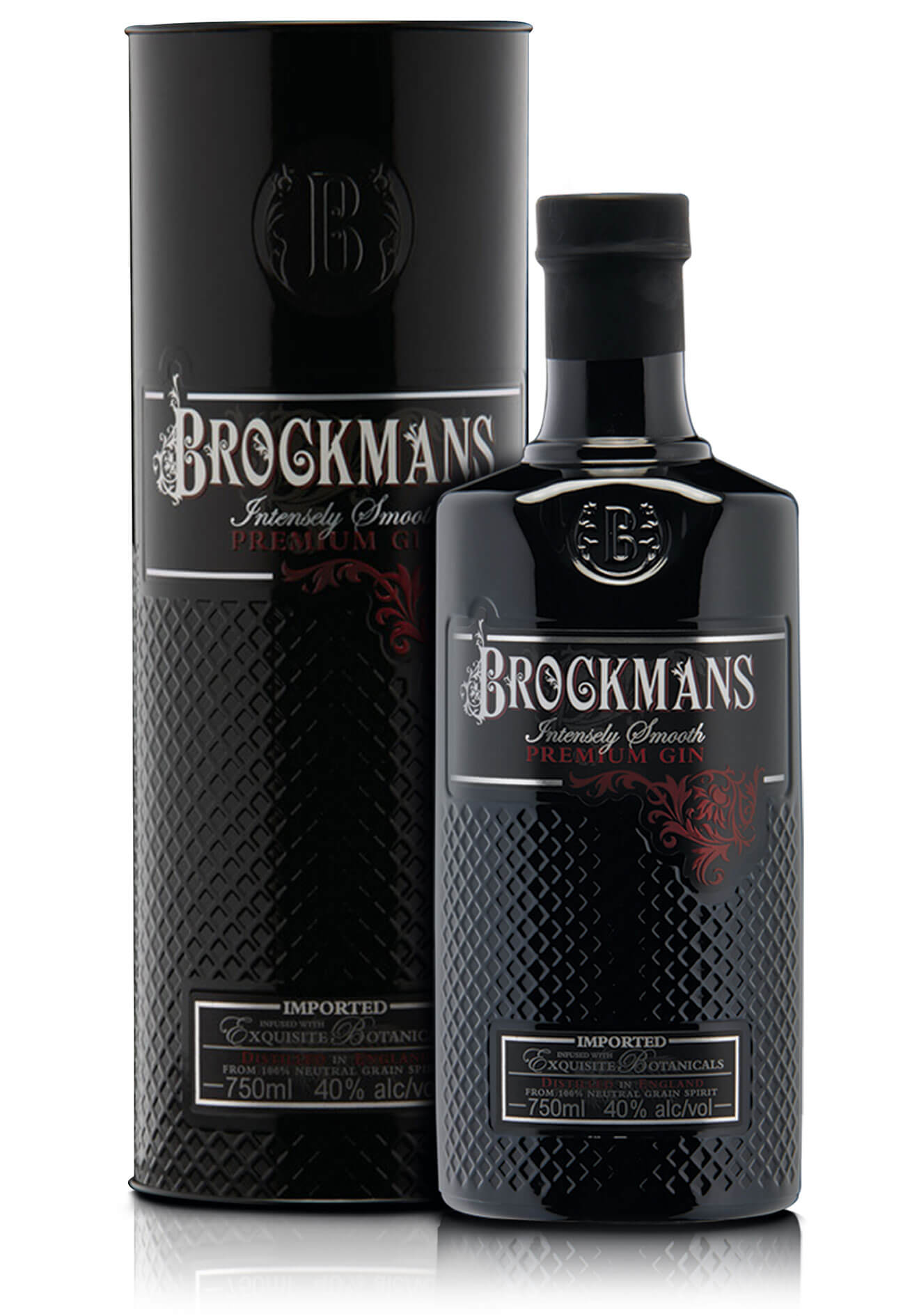 Brockmans Gin Holiday Gift Pack