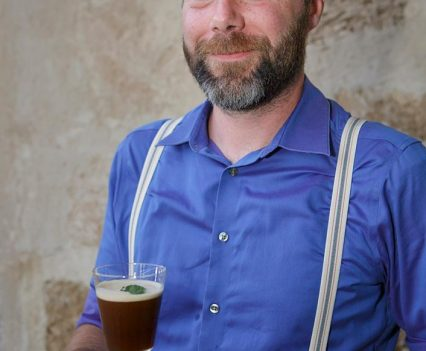 Chad Phillips and His Winning Cocktail 'The Retired Explorer'