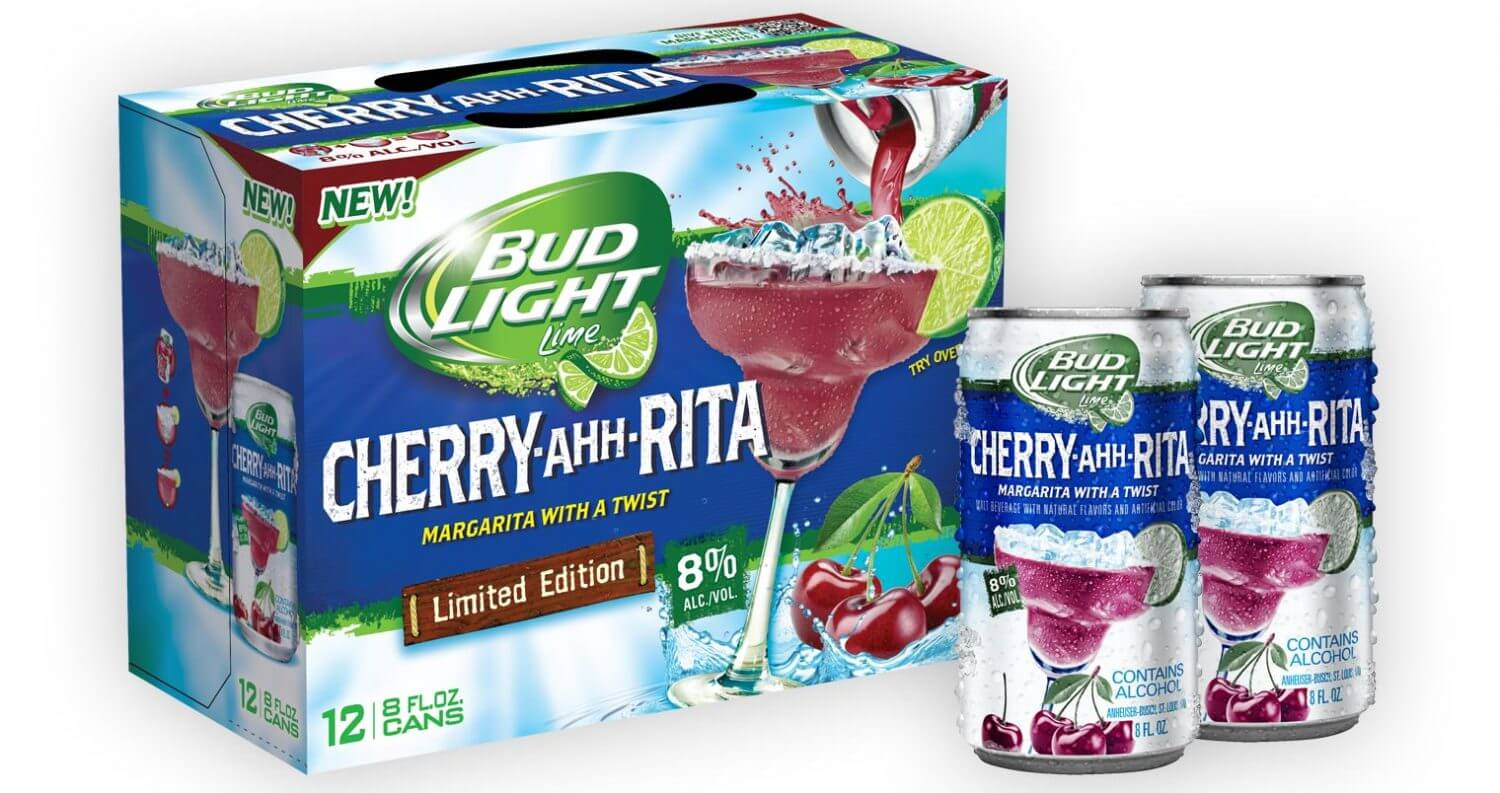 Lime-A-Rita Introduces Cherry-Ahh-Rita, featured image