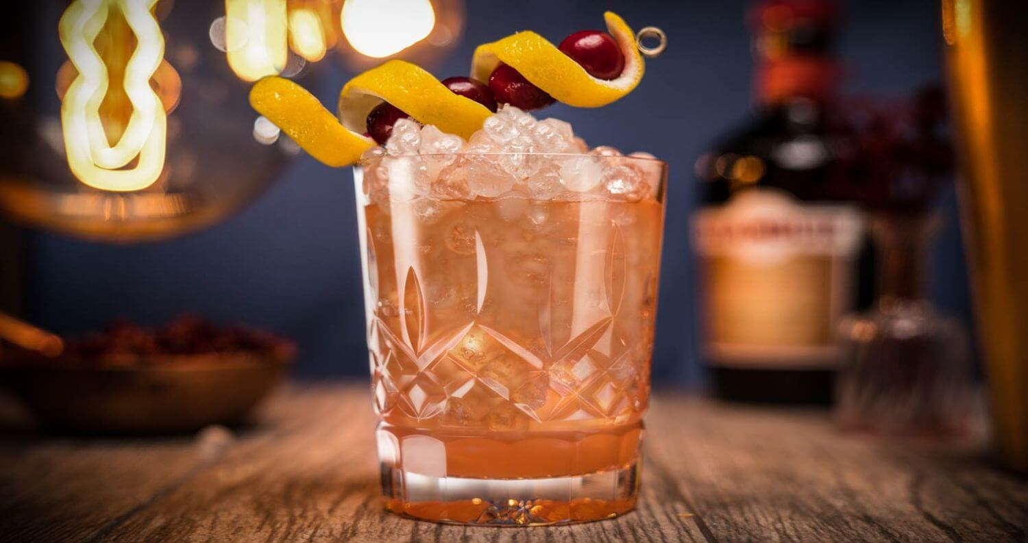 National Honey Month Drambuie Cocktails, featured image