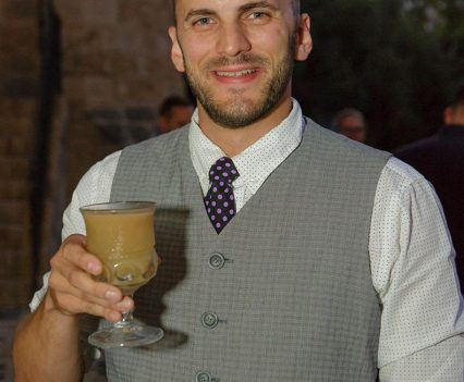 Sam Treadway and His Winning Cocktail 'Sage Advice'