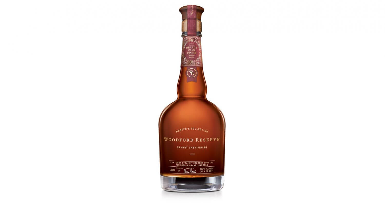Woodford Reserve Brandy Cask Finish, featured image