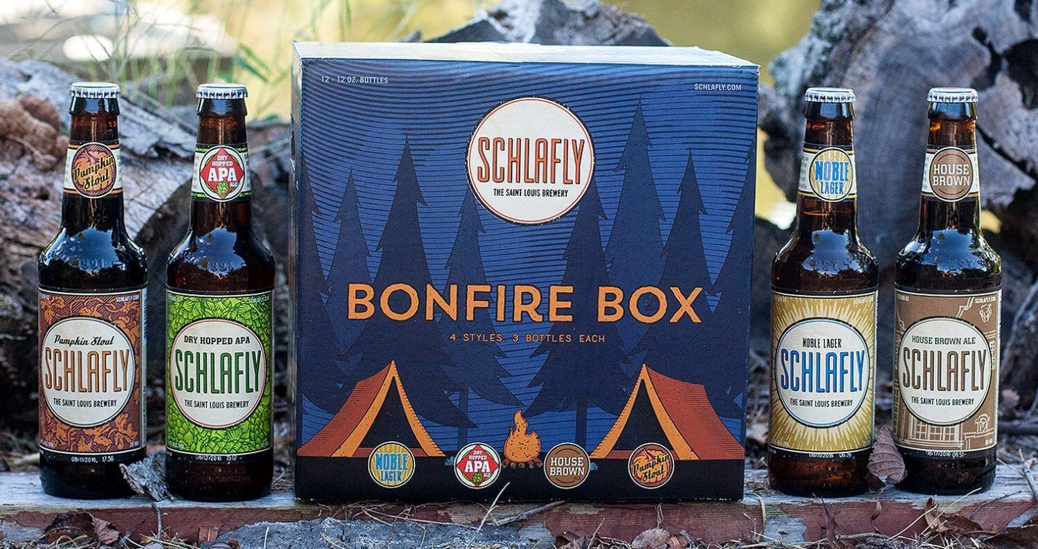 Schlafly Beer Introduces Bonfire Box, featured image