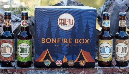 Schlafly Beer Introduces Bonfire Box