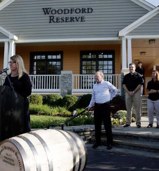 Woodford Reserve Celebrates 20th Anniversary, featured image