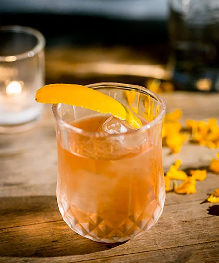 Day of the Dead Old Fashioned
