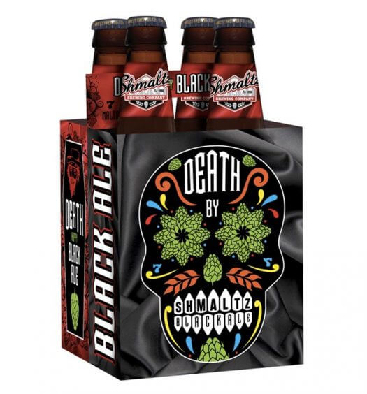 Shmaltz Brewing Company Releases Death Hoppy Black Ale, featured image