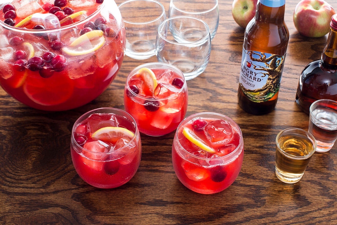 Fall Orchard Punch