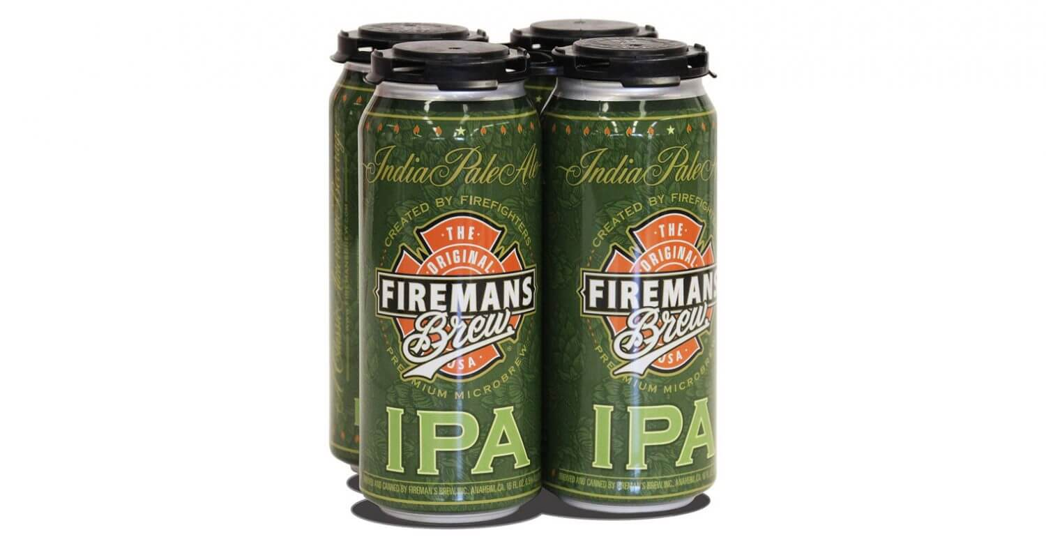 Fireman's Brew Introduces New IPA, featured image