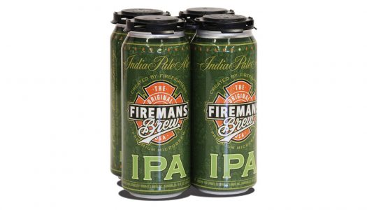 Fireman's Brew Introduces New IPA