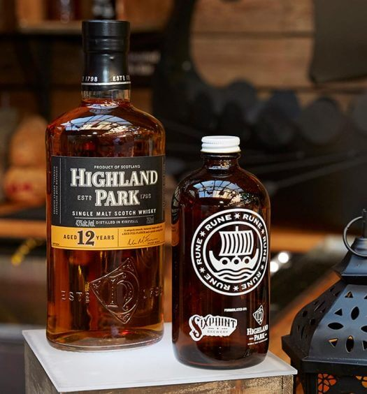 Highland Park Scotch Whisky & Sixpoint Brewery Team Up To Create Two Limited-Edition Beers, featured image