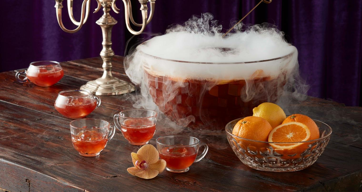 Must Mix: Halloween Jägermeister Punch