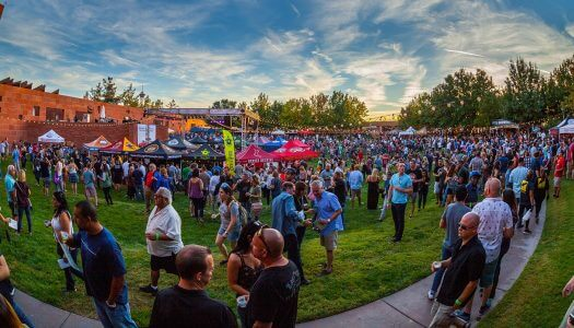 Motley Brews Beer Festival Draws Record Breaking Attendance