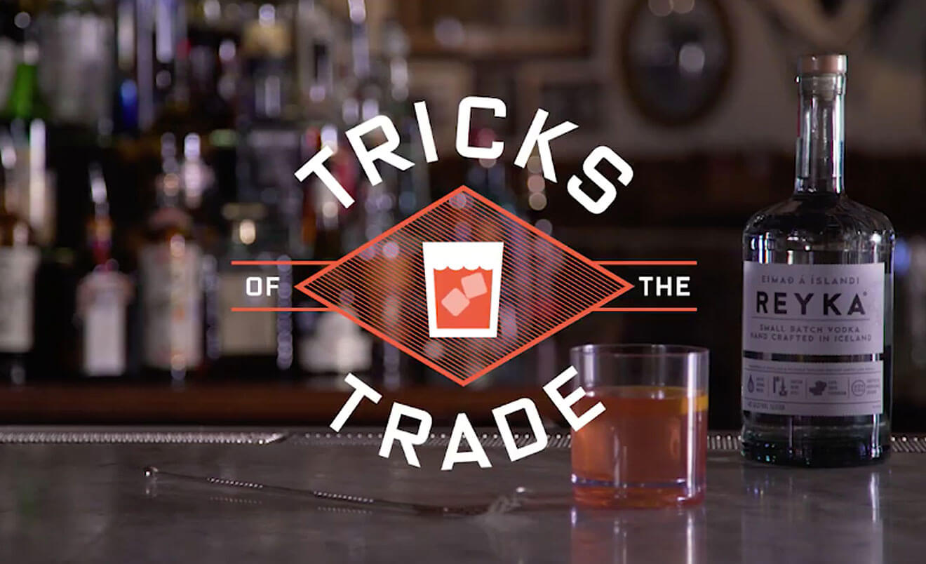 Reyka Vodka's Tricks of the Trade Video Series Reaches 1 Million Views