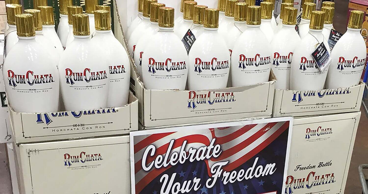 RumChata Freedom Bottle Generates More Than $500K In Donations, featured image