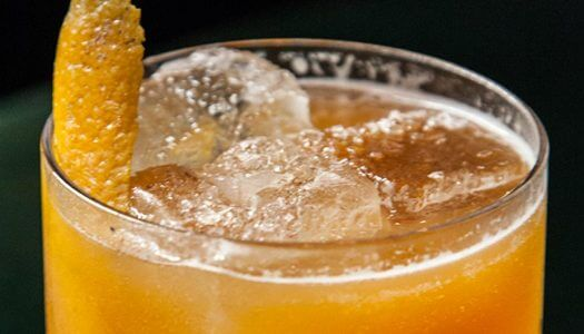 Easy to Mix: Smoked Pumpkin Cocktail