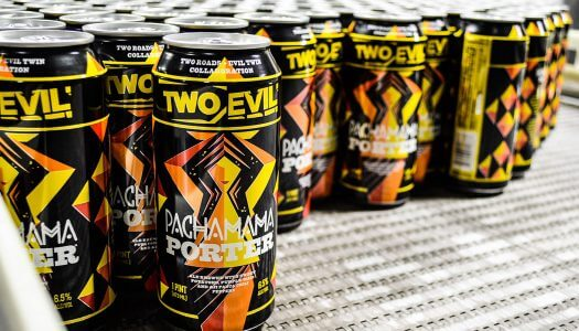 Two Roads and Evil Twin Collaborate on Incan Inspired Porter