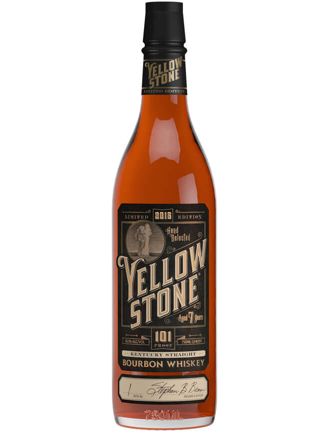 Yellowstone Limited Edition Kentucky Straight Bourbon Launches