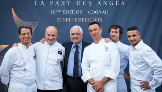 Cognac Board Announces La Part des Anges Charity Auction Proceeds