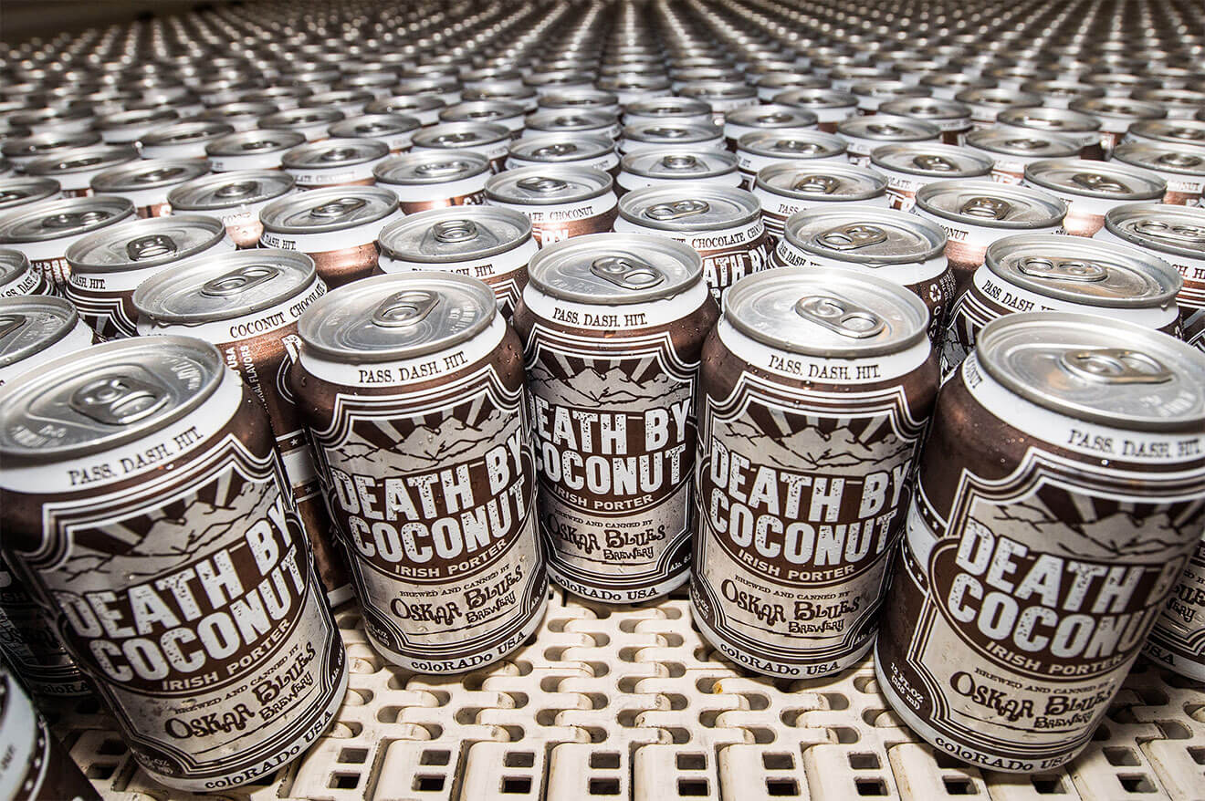 Oskar Blues Death By Coconut Strikes Again This Fall