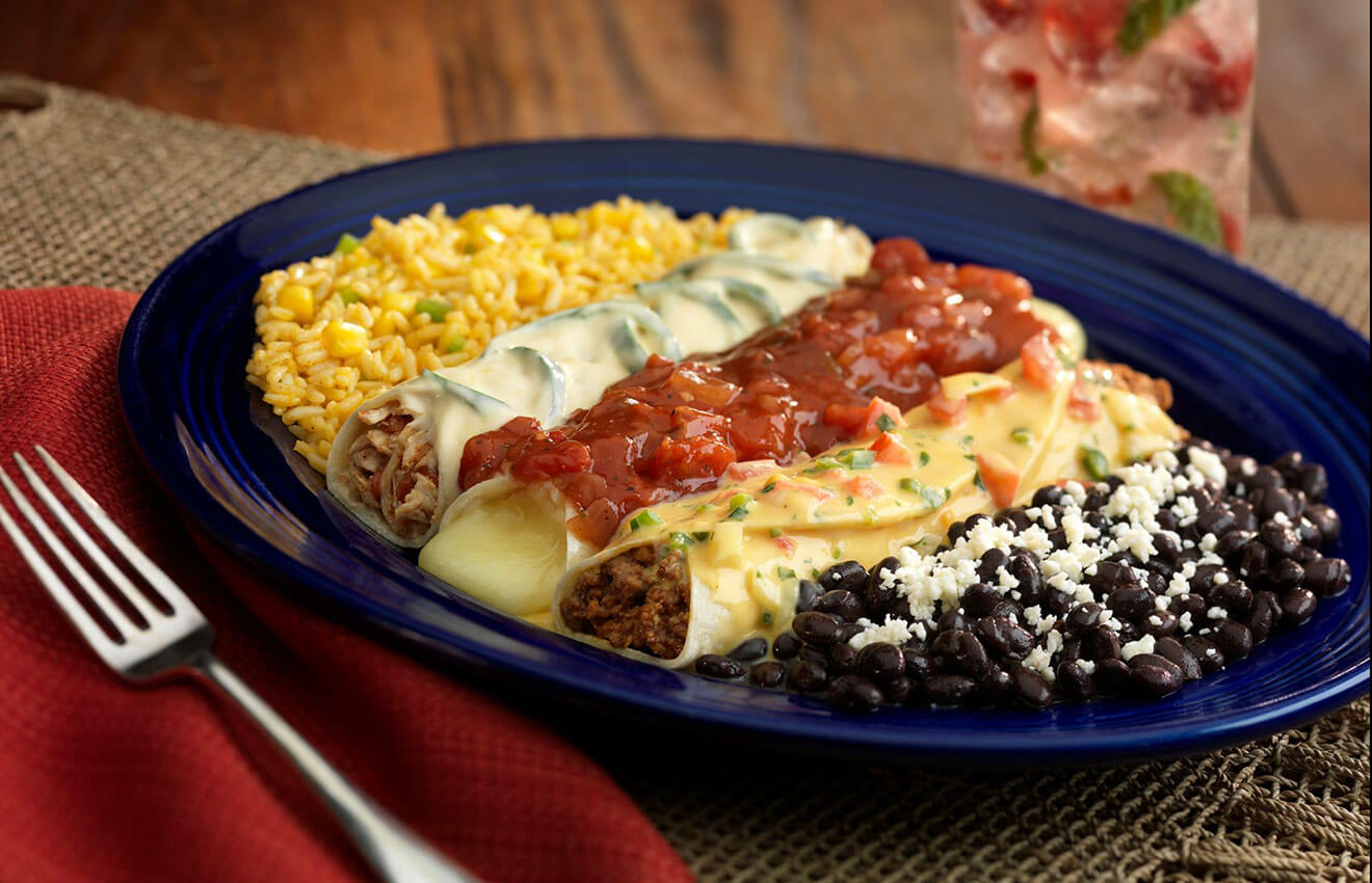 Mexican Selections from Cozymel's Mexican Grill