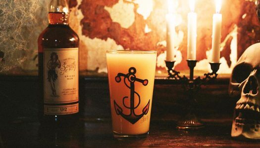 Sailor Jerry Halloween Cocktails