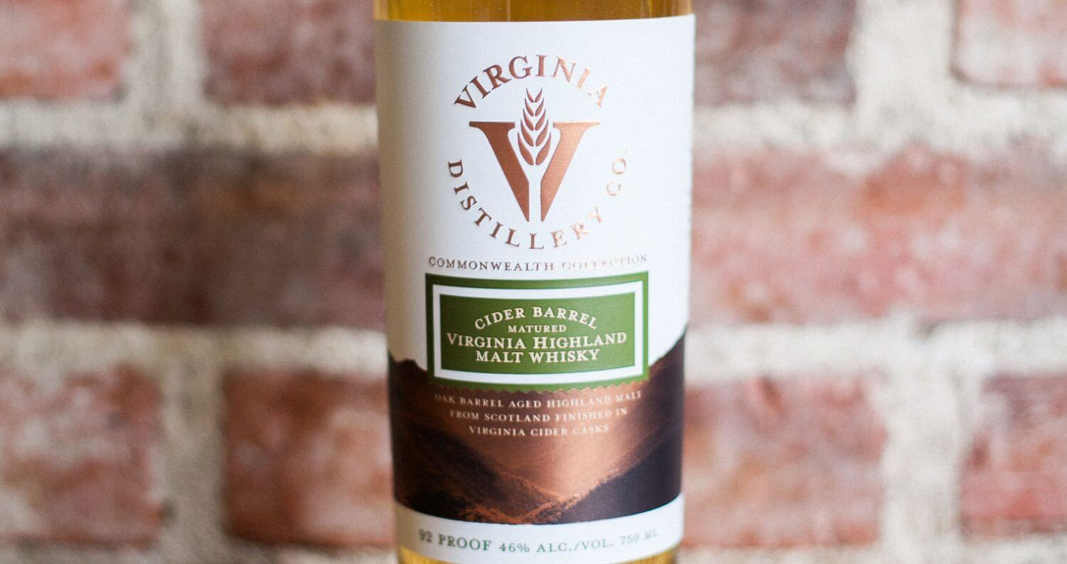Virginia Distillery Company Launches New Whisky Line, featured image