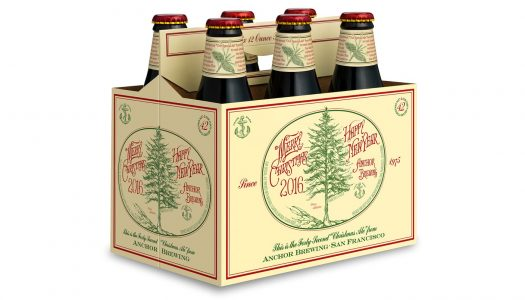 Anchor Brewing Releases their 42nd Annual Christmas Ale