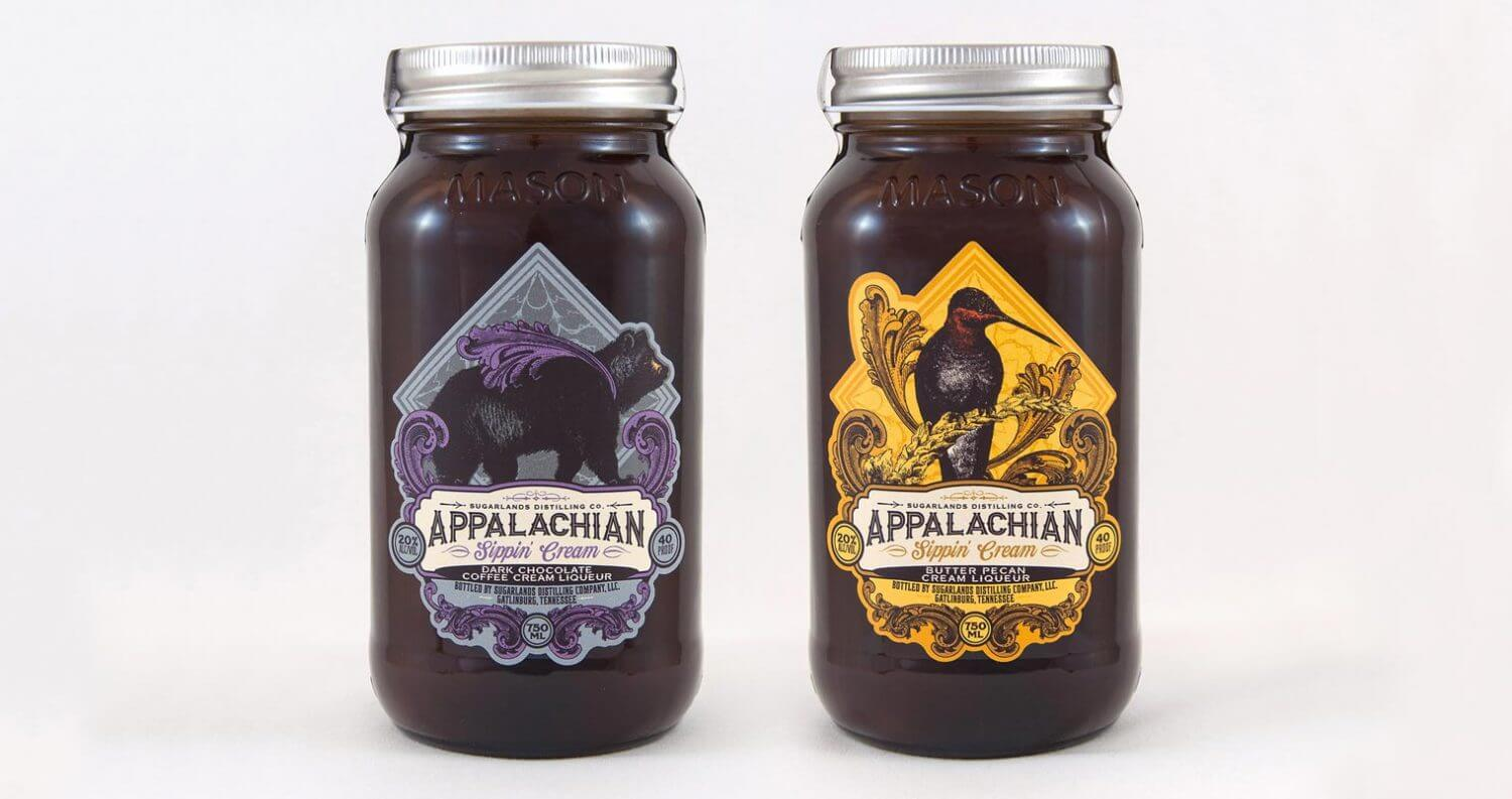 Sugarlands Distilling Co. Releases Butter Pecan and Dark Chocolate Coffee Cream Liqueurs, featured image