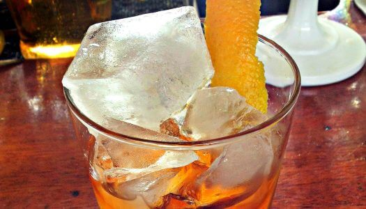 Must Mix: Butternut Squash Old Fashioned