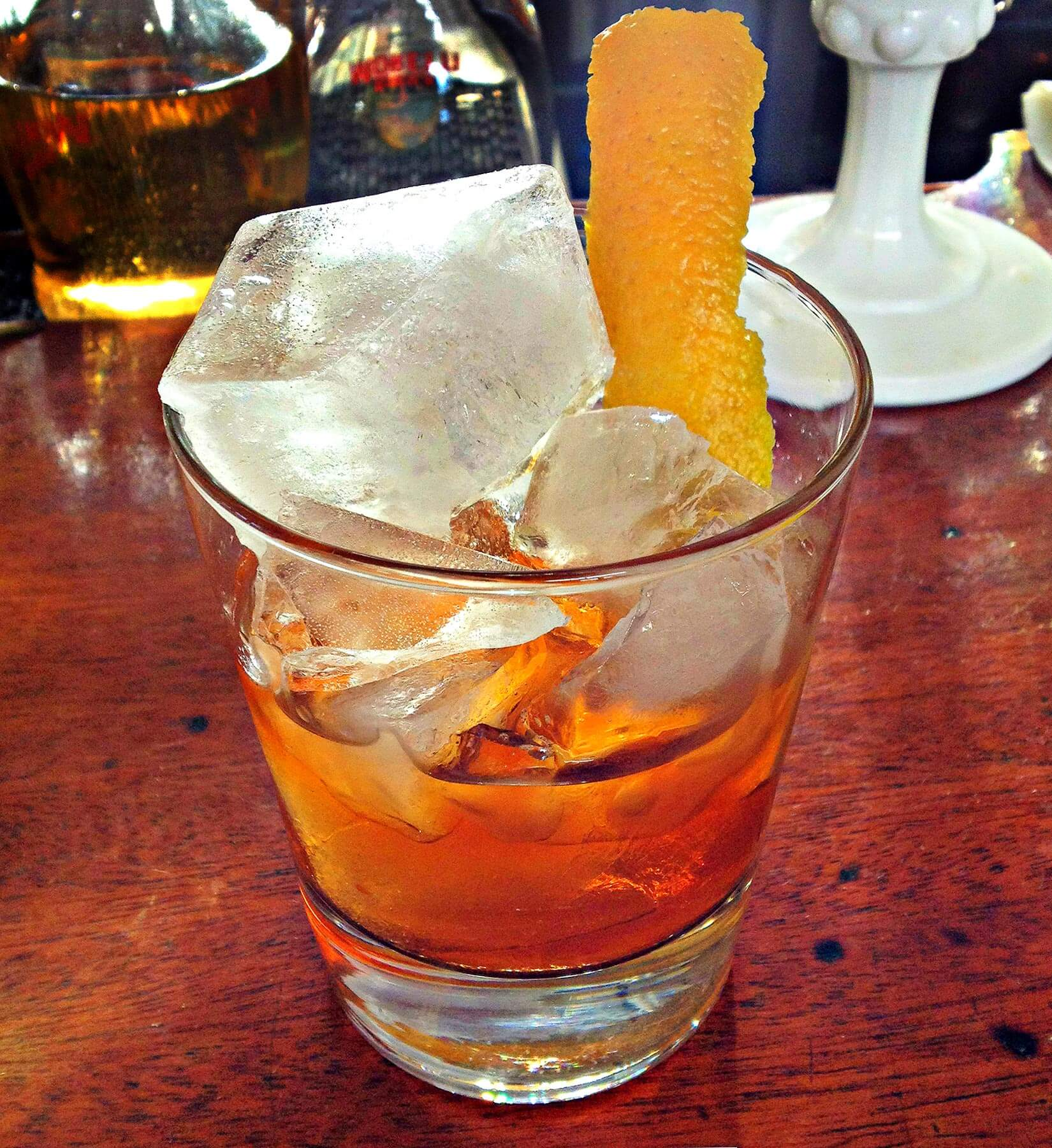 Butternut Squash Old Fashioned