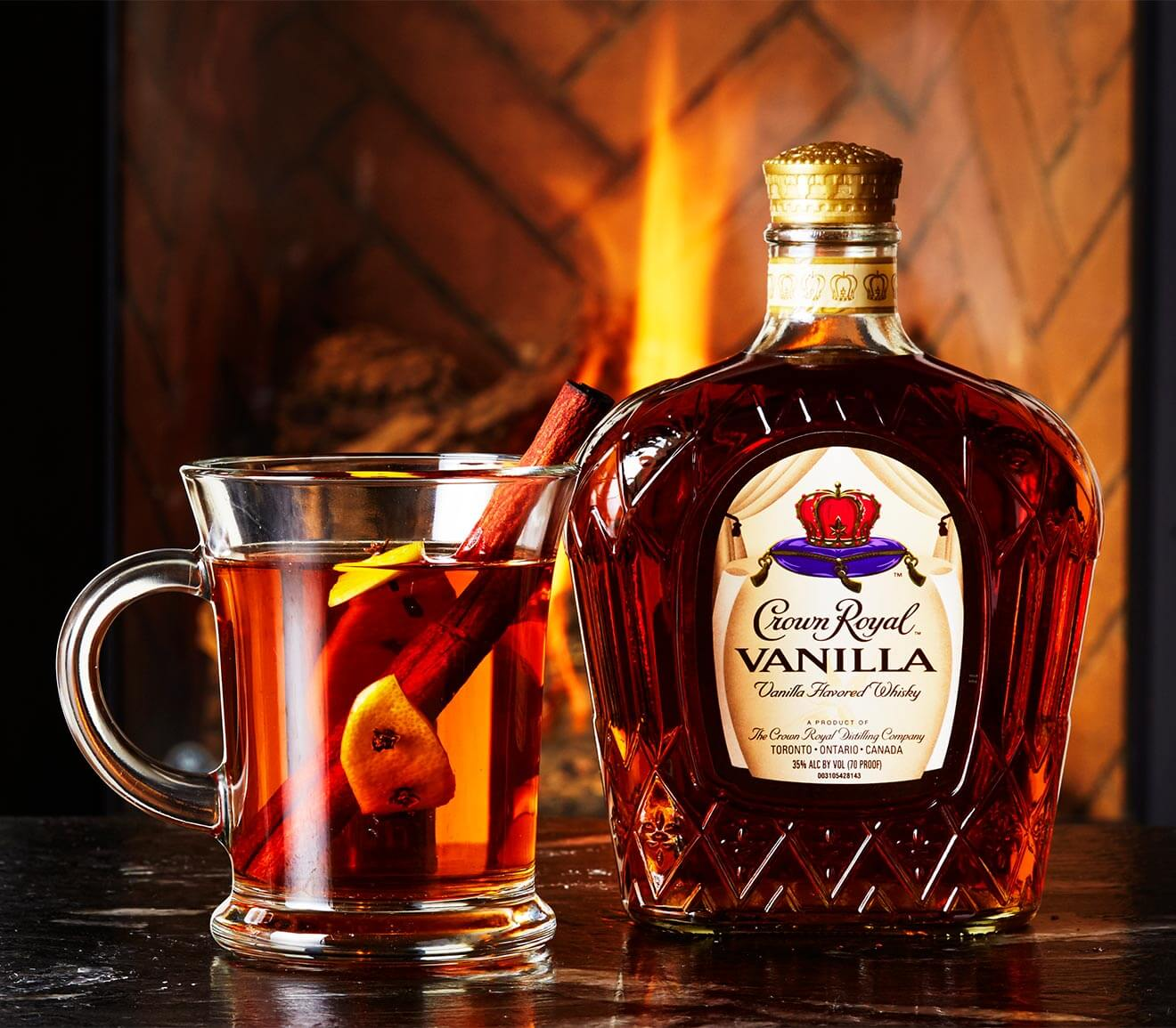 Easy to Mix: Crown Royal Vanilla Hot Toddy