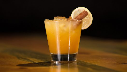Easy to Mix: 'Hey Pumpkin' Cocktail
