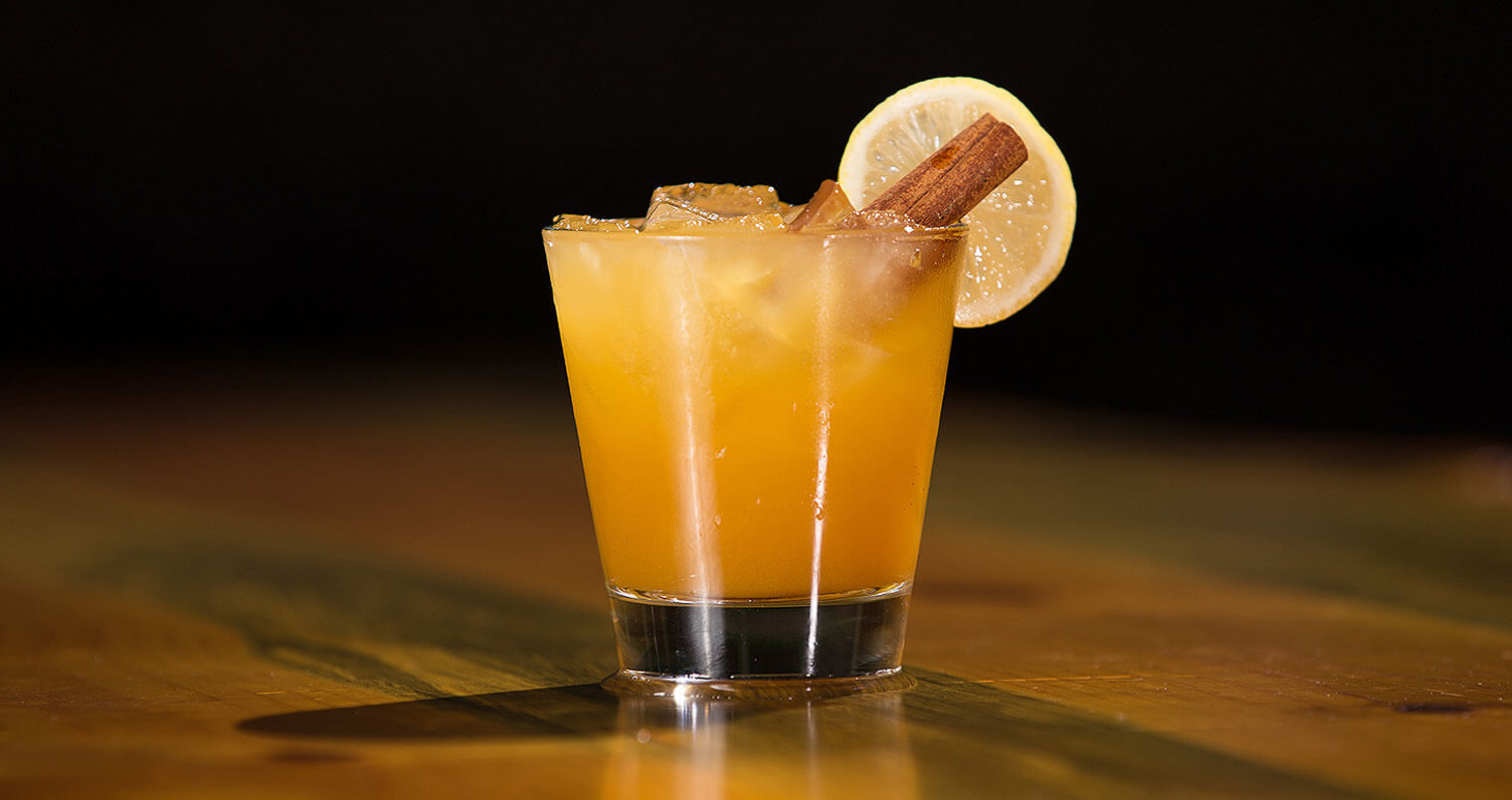 Easy to Mix: 'Hey Pumpkin' Cocktail, featured image