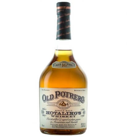 Anchor Distilling Releases Old Potrero Hotaling's Single Malt Rye Whiskey, featured image