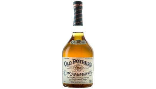 Anchor Distilling Releases Old Potrero Hotaling's Single Malt Rye Whiskey