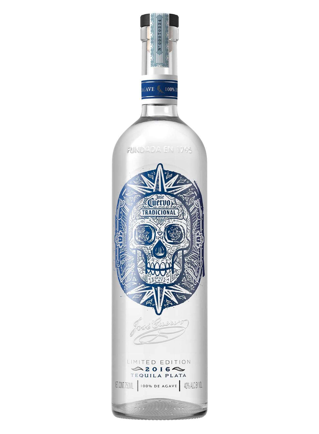 Jose Cuervo Tradicional Launches Limited Edition Day Of