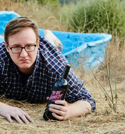 "Comedian Matt Bellassai Launches ""To Be Honest"" Wine, featured image"