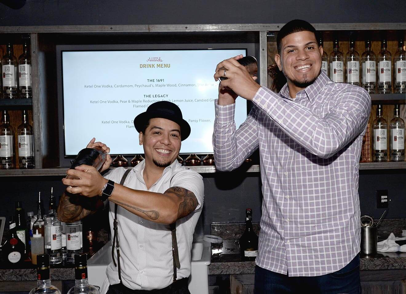 Dellin Betances Create the Perfect Cocktail