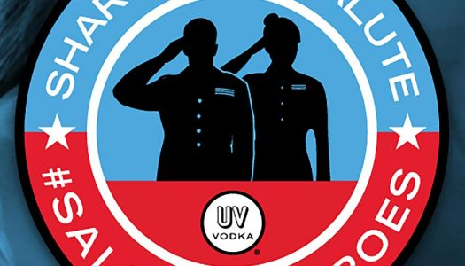"UV Vodka Launches ""Cheers to Veterans"" Holiday Campaign"