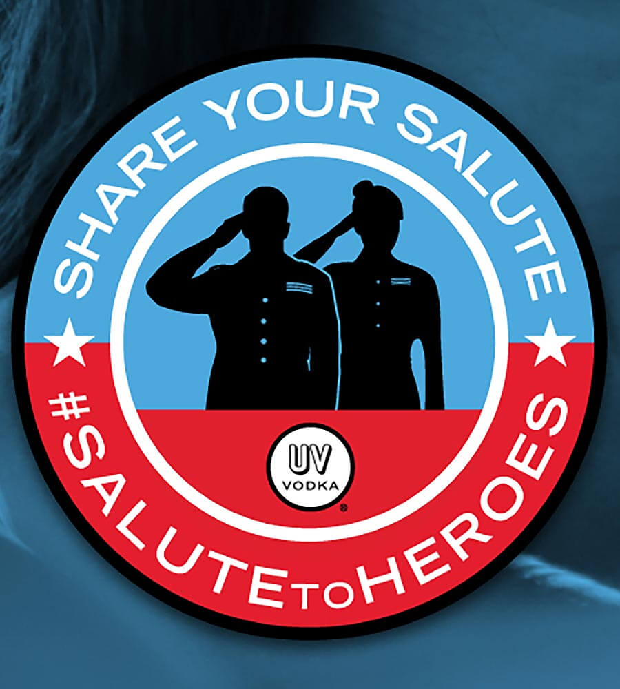 """UV Vodka Launches """"Cheers to Veterans"""" Holiday Campaign"""