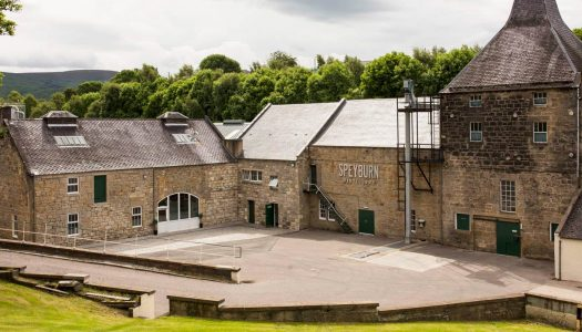 Speyburn Named Speyside Distillery of Year