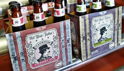 Not Your Father's Taproom IPA and Cherry Ale Launches